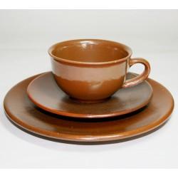 klassisches Kaffee Gedeck