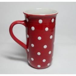 Kaffeetopf gerade 0,25 l
