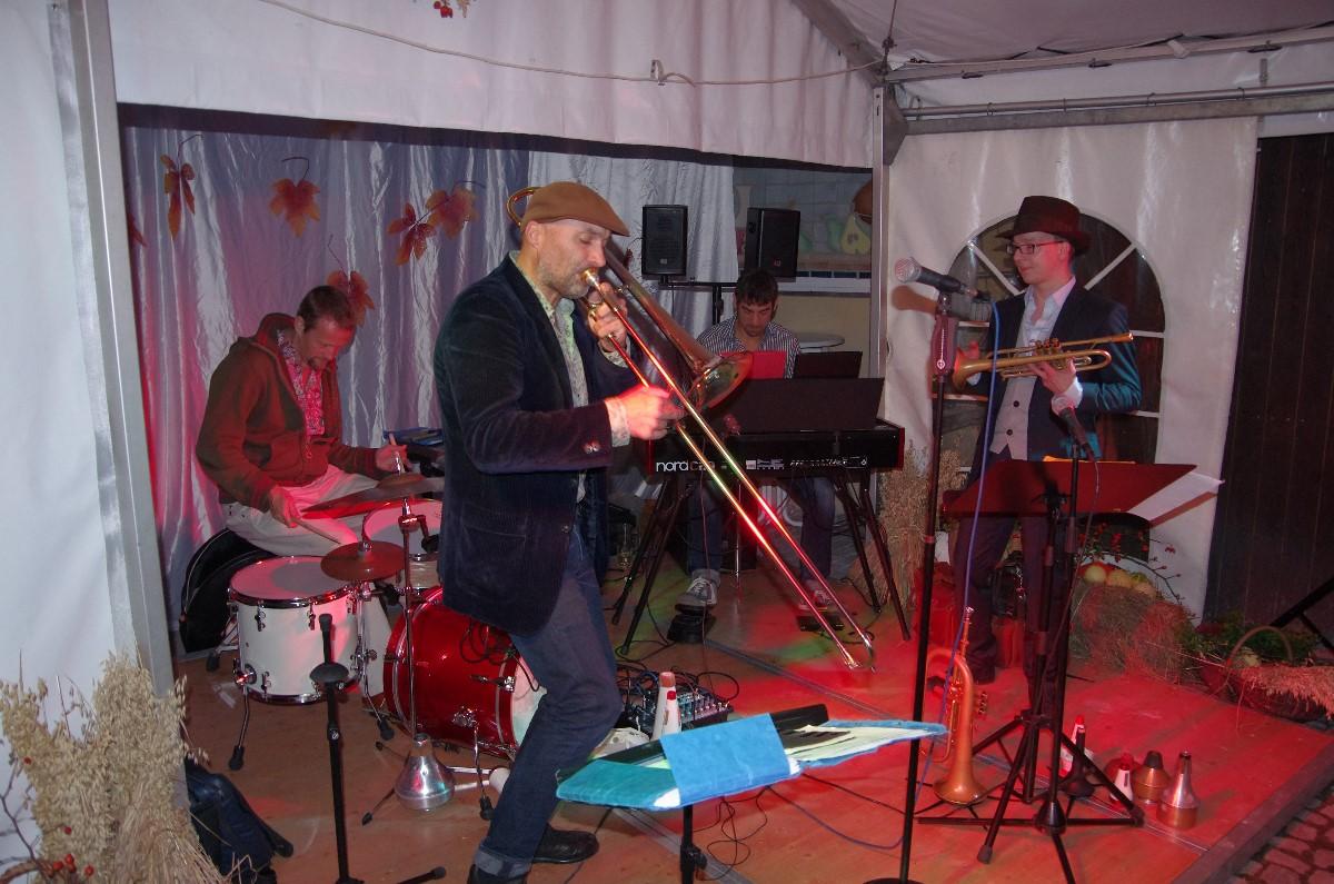 Michael Winkler und Band