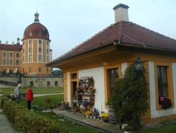 Töpferstube im Torhaus von Schloß Moritzburg